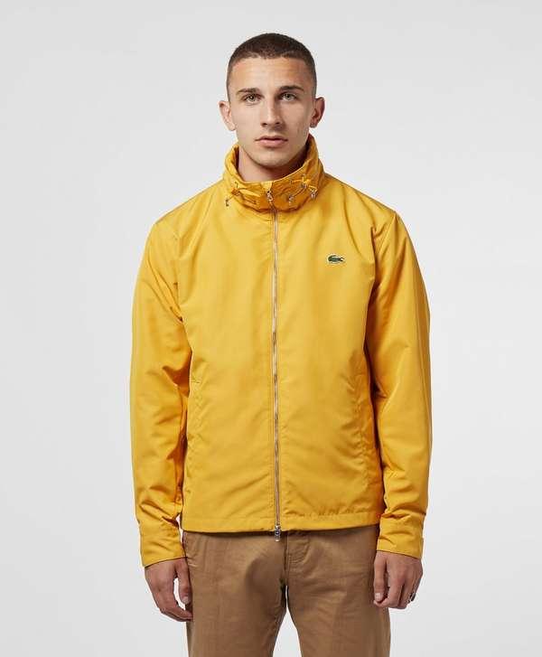 Lacoste Concealed Hood Lightweight Jacket