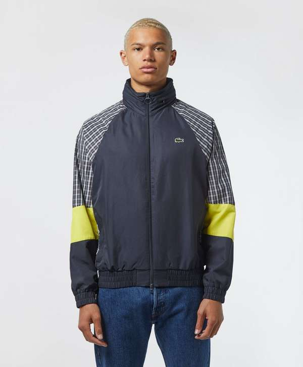 Lacoste Live Block Full Zip Track Top
