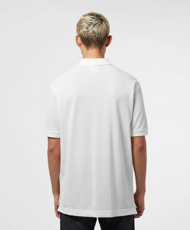 Lacoste Live Script Short Sleeve Polo Shirt