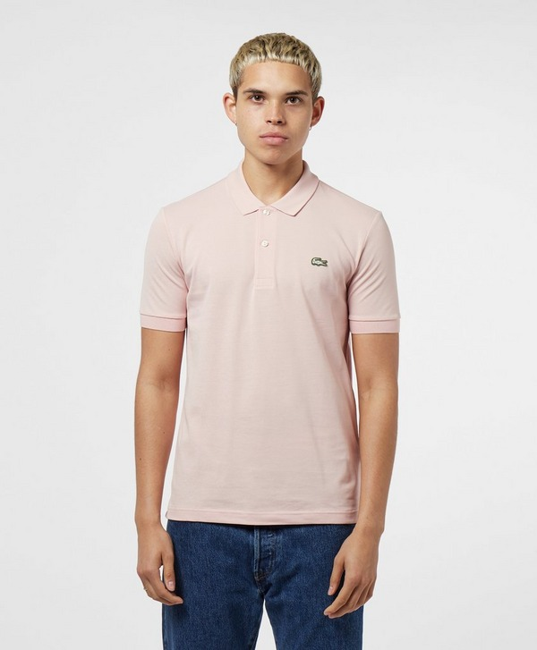 Lacoste Live Pique Short Sleeve Polo Shirt