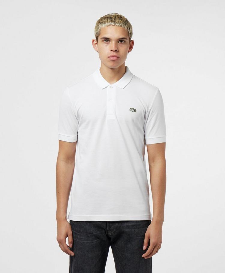 Lacoste Live Pique Short Sleeve Polo Shirt