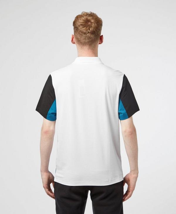 Lacoste Geo Block Short Sleeve Polo Shirt