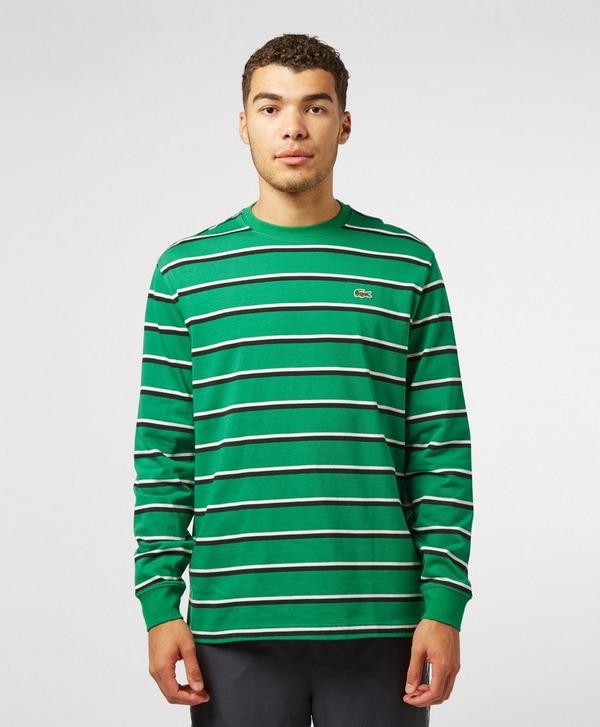 Lacoste Live Stripe Sweatshirt
