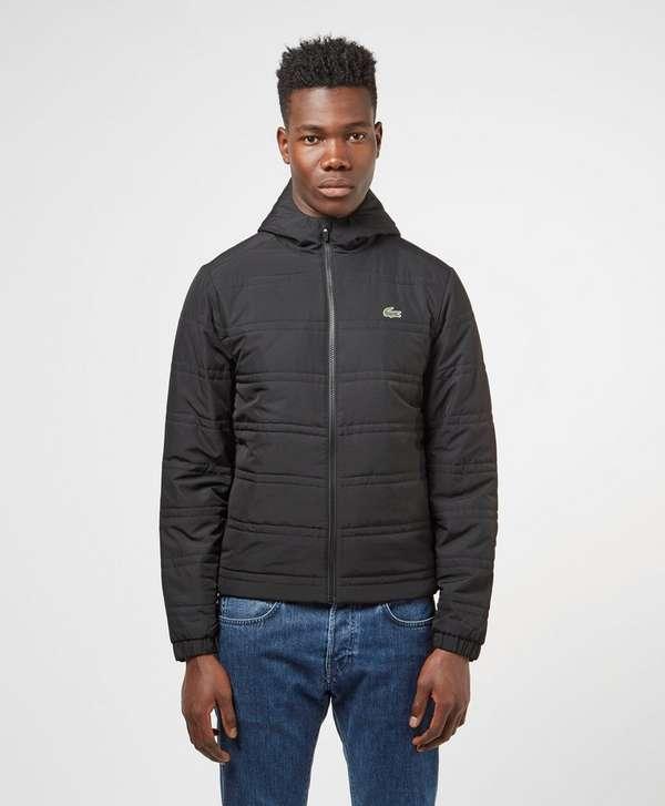 Lacoste Taffeta Hooded Jacket