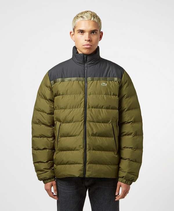 Lacoste Block Padded Jacket