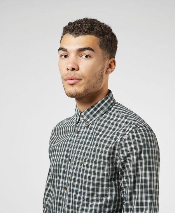 Lacoste Blackwatch Long Sleeve Shirt