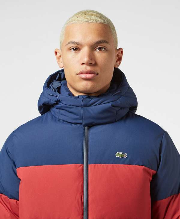 Lacoste Water Repellent Down Jacket