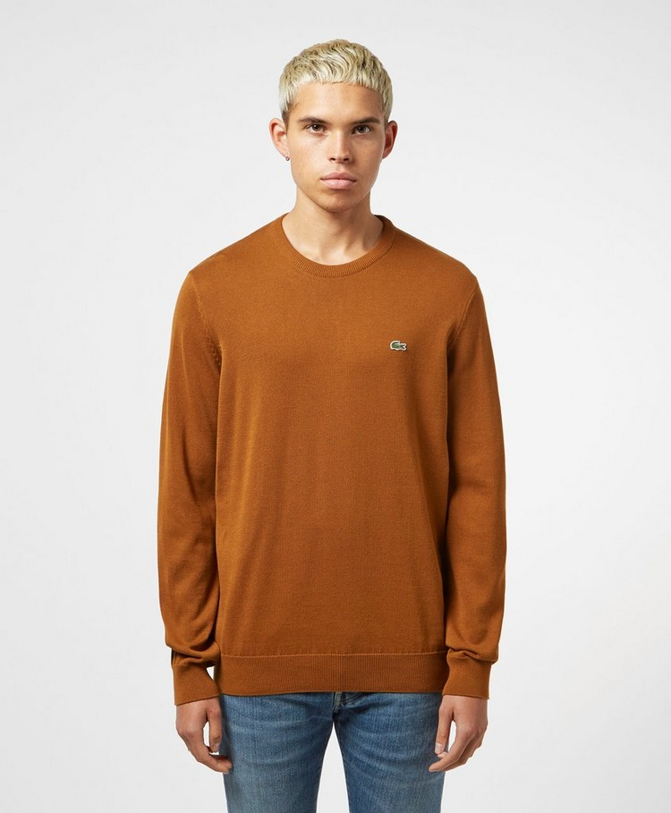 Lacoste Cotton Knit Jumper