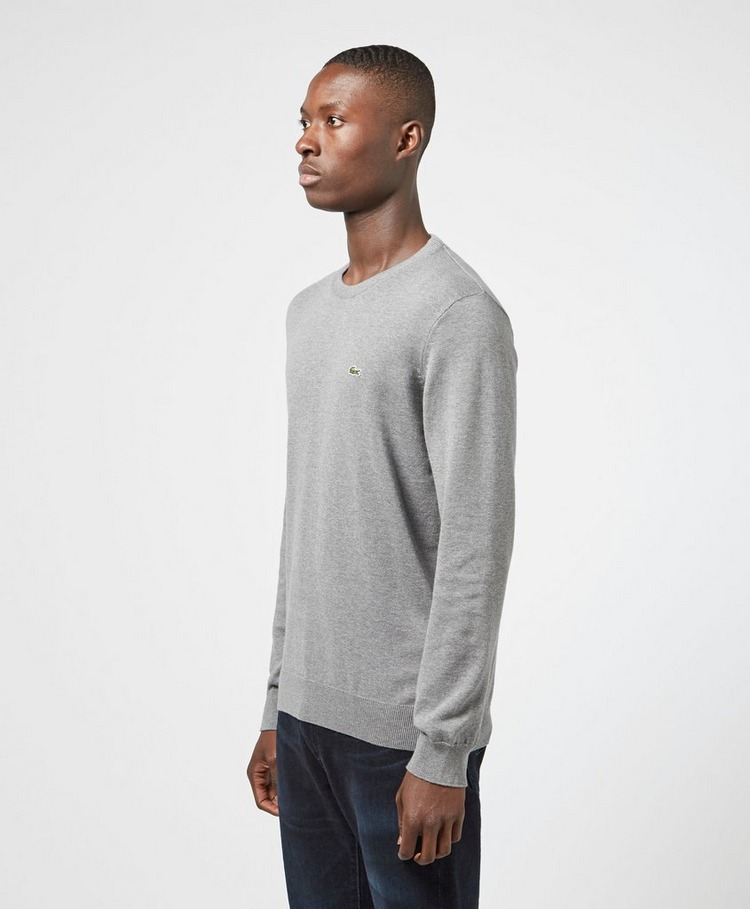 Lacoste Cotton Knit Jumper