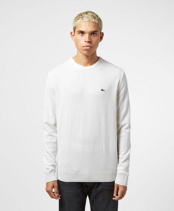 Lacoste Wool Knit Jumper