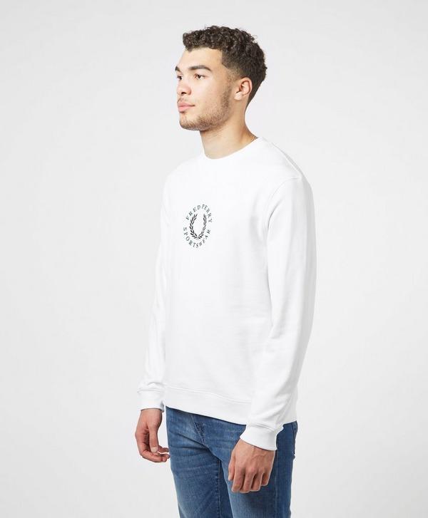 Fred Perry Global Crew Sweatshirt