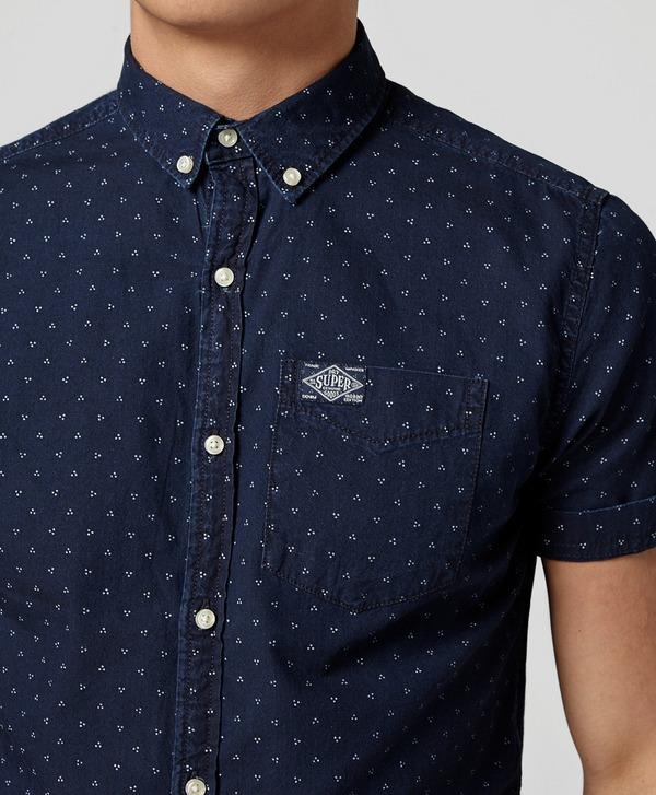 Superdry Print Short Sleeve Shirt
