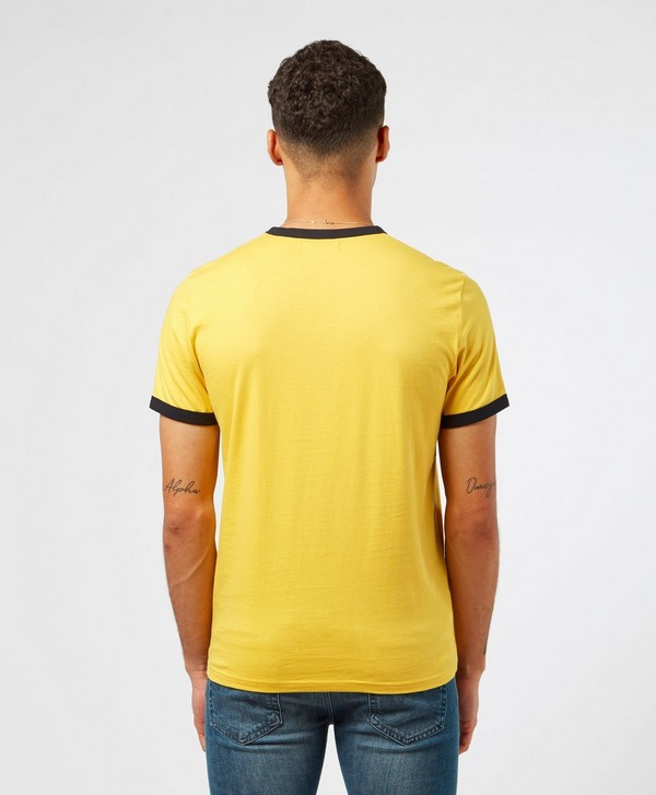 Fred Perry Ringer Short Sleeve T-Shirt