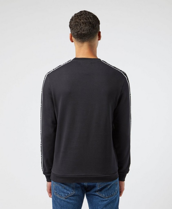 Fred Perry Tape Shoulder Sweatshirt