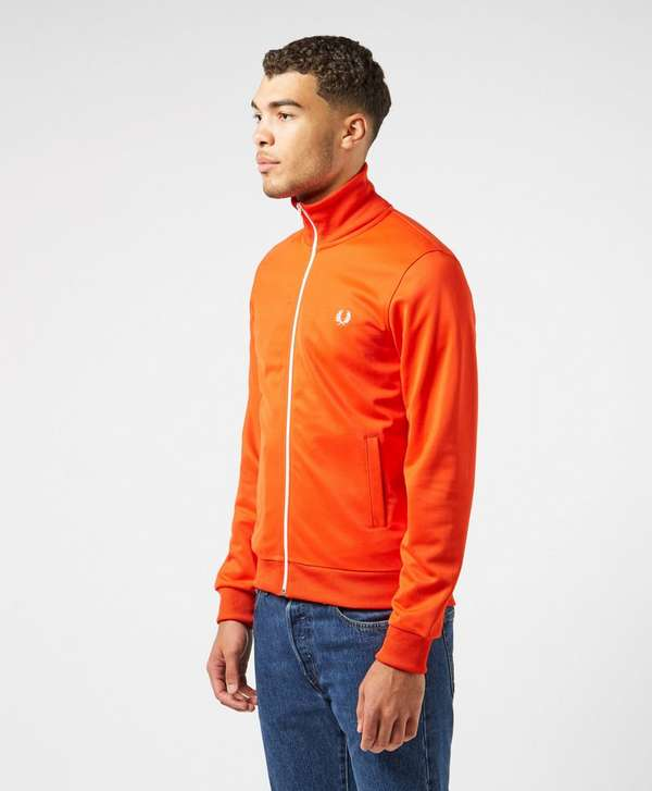 Fred Perry Taped Side Full Zip Track Top