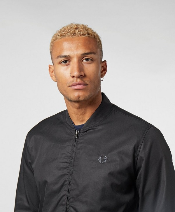 Fred Perry Twill Bomber Jacket