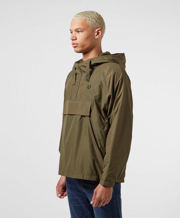 Fred Perry Ripstop Half Zip Jacket