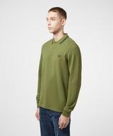 Pretty Green Tipped Collar Polo Shirt