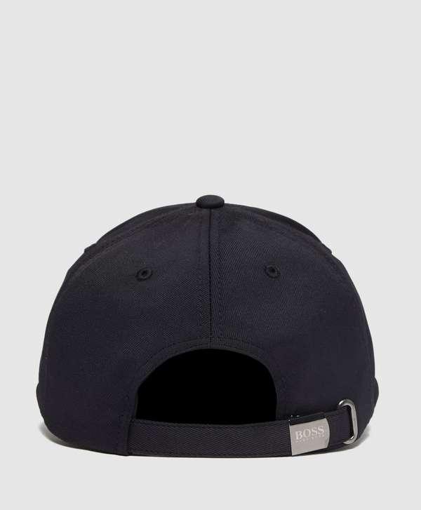 BOSS Contrast Peak Cap