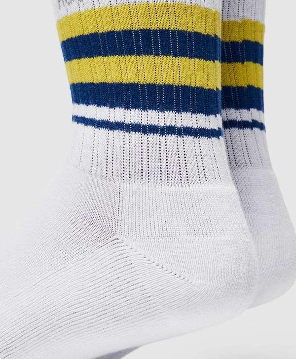 BOSS Logo Ribbed Socks