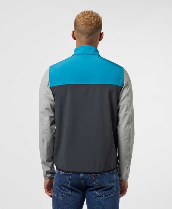 Barbour Beacon Colour Block Softshell Jacket