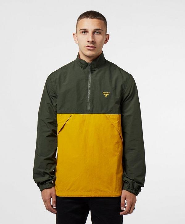 Barbour Beacon Colour Block Overhead Lightweight Jacket