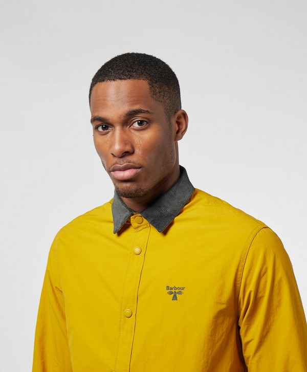 Barbour Beacon Healey Overshirt