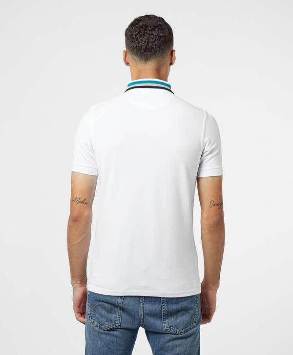 Barbour Beacon Tipped Collar Short Sleeve Polo Shirt