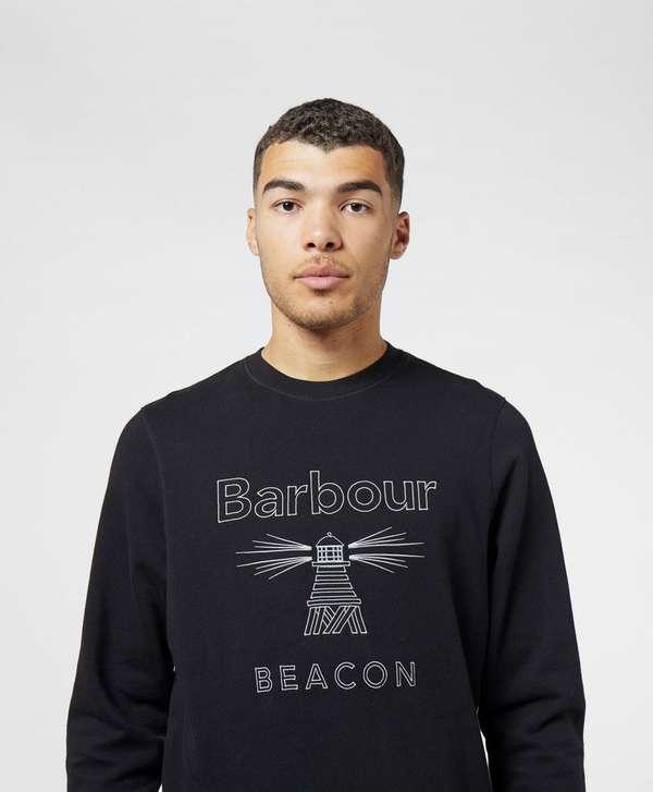 Barbour Beacon Rowan Logo Sweatshirt