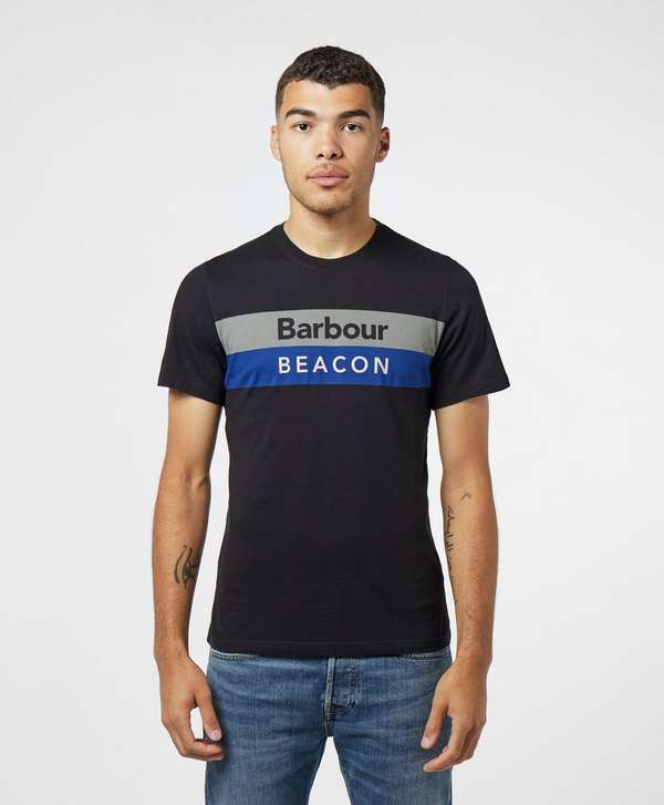 Barbour Beacon Wray Band Short Sleeve T-Shirt
