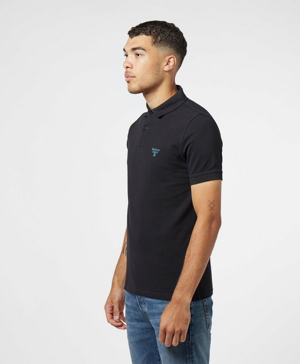 Barbour Beacon Core Short Sleeve Polo Shirt Men's
