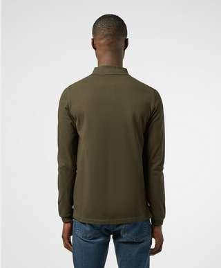 Barbour Beacon Core Long Sleeve Polo Shirt