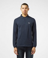 Barbour Beacon Core Long Sleeve Polo Shirt