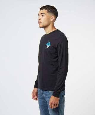 Barbour Beacon Back Print Long Sleeve T-Shirt