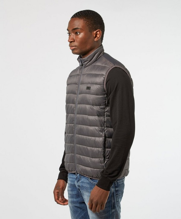 Barbour International Reed Padded Gilet