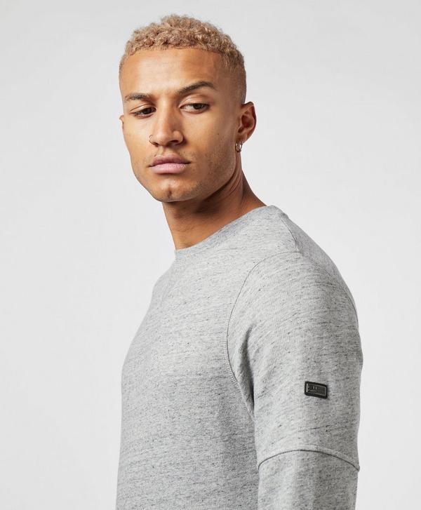 Barbour International Marl Crew Sweatshirt