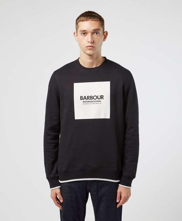 Barbour International Scortch Square Sweatshirt