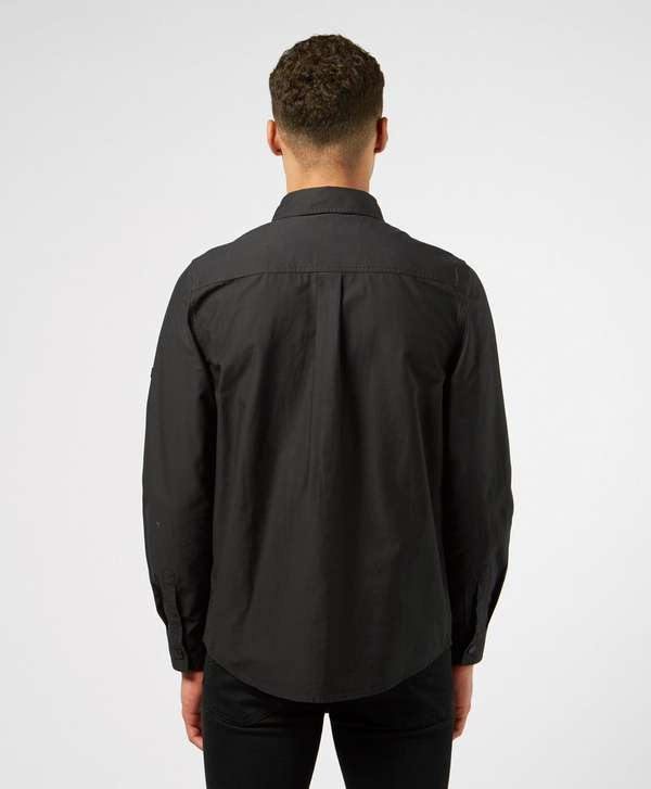 Barbour International Dual Long Sleeve Overshirt