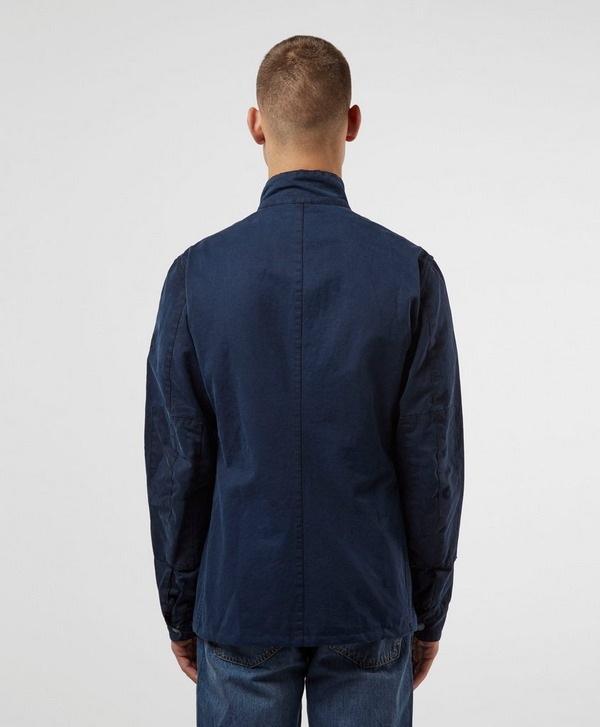 Barbour International Steve McQueen Lester Wax Jacket