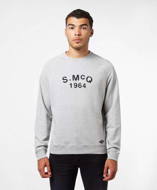 Barbour International Steve McQueen Raceway Sweatshirt