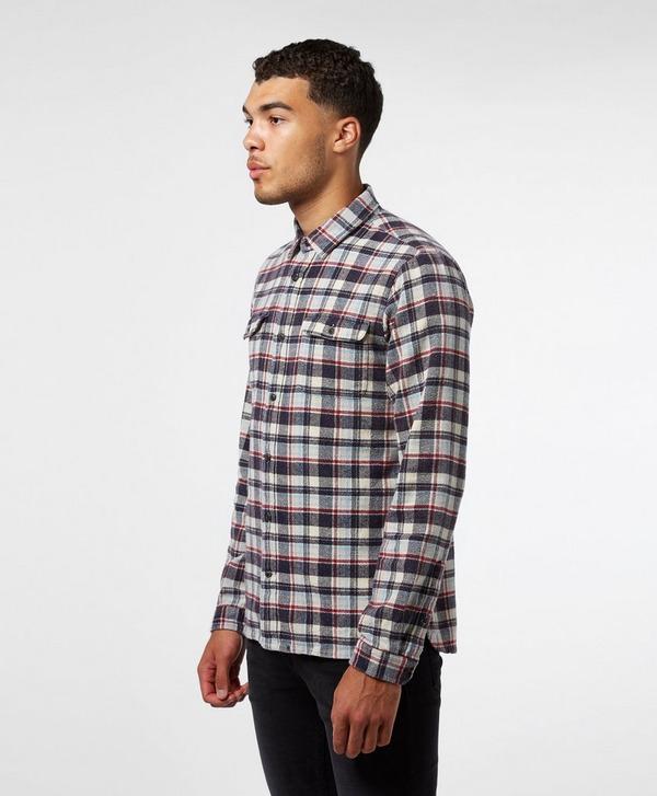Barbour International Steve McQueen Rick Check Long Sleeve Shirt