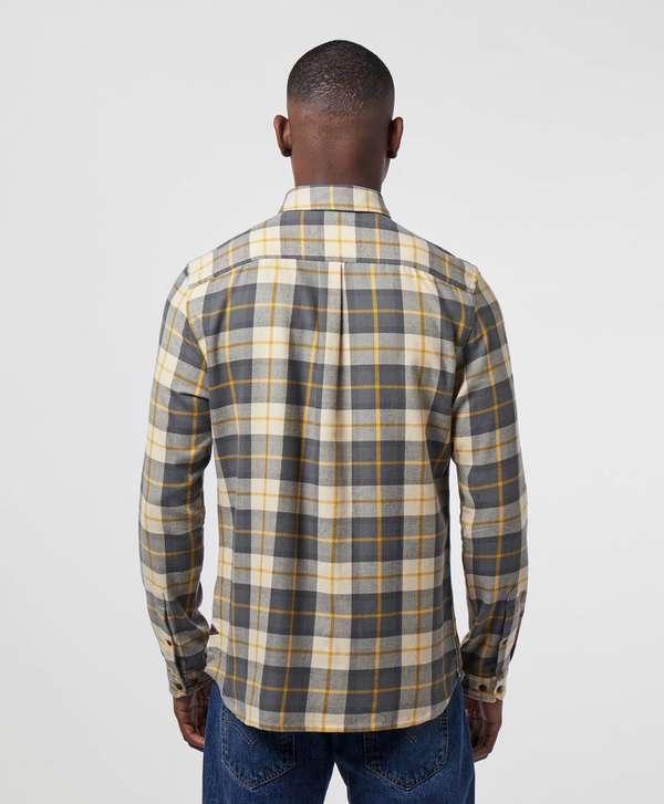 Barbour International Steve McQueen Bill Check Long Sleeve Shirt