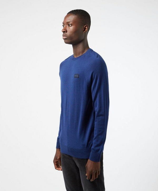 Barbour International Merino Knit Jumper