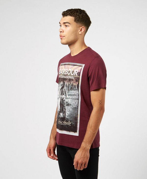 Barbour International Arch Bike Short Sleeve T-Shirt
