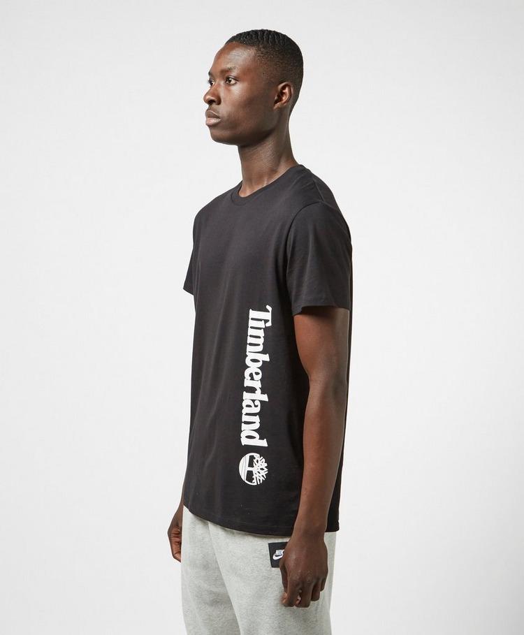 Timberland Linear Logo Short Sleeve T-Shirt