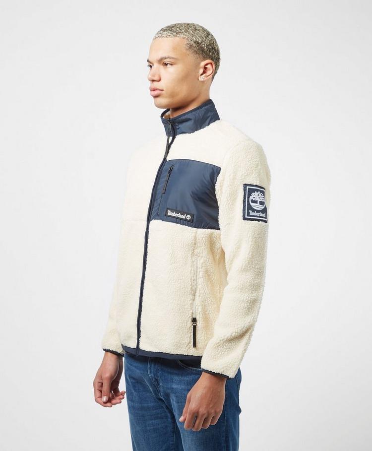 Timberland Sherpa Fleece Jacket