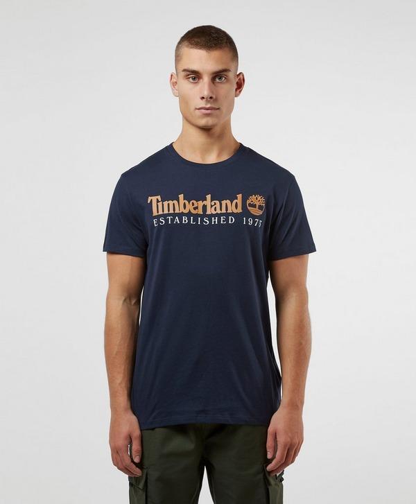 Timberland Established In 1973 Short Sleeve T-Shirt