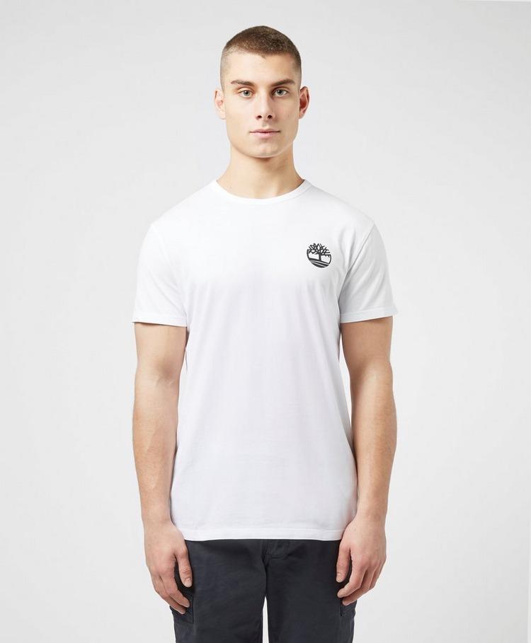 Timberland Short Sleeve Back Logo T-Shirt