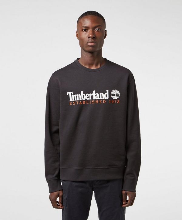 Timberland Established In 1973 Logo Sweatshirt