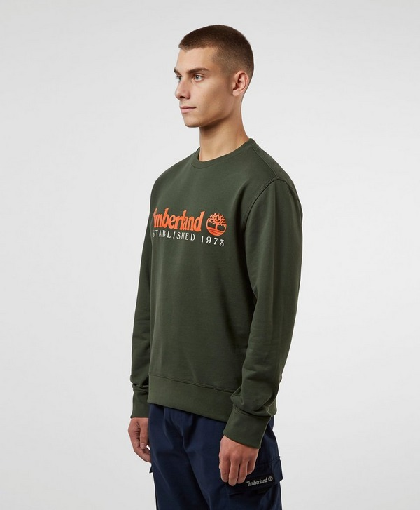 Timberland Established In 1973 Logo Sweatshirt